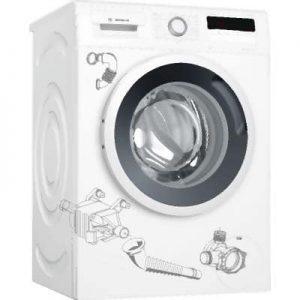 Náhradné diely pre práčku