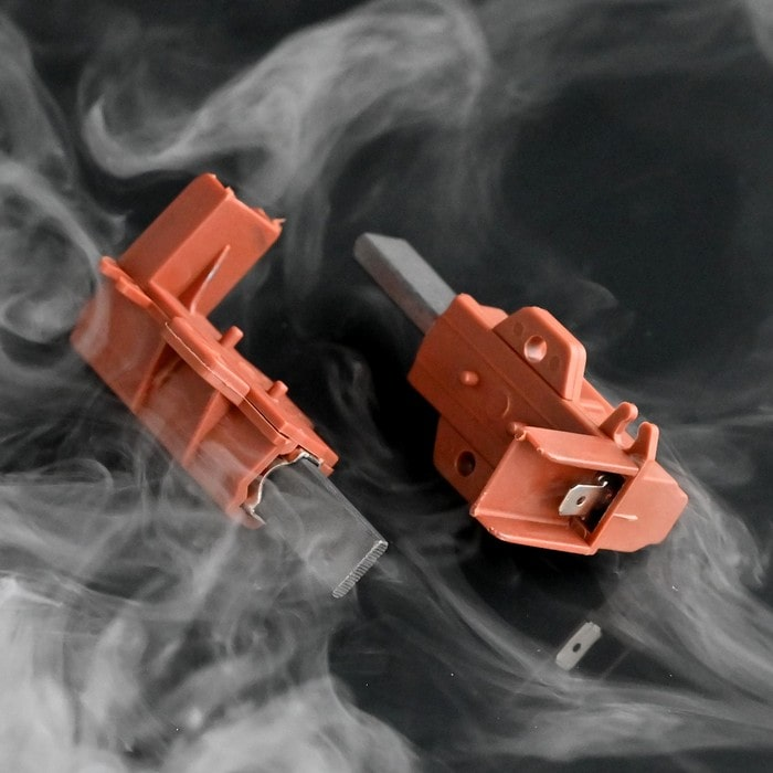Uhlík do motora práčky